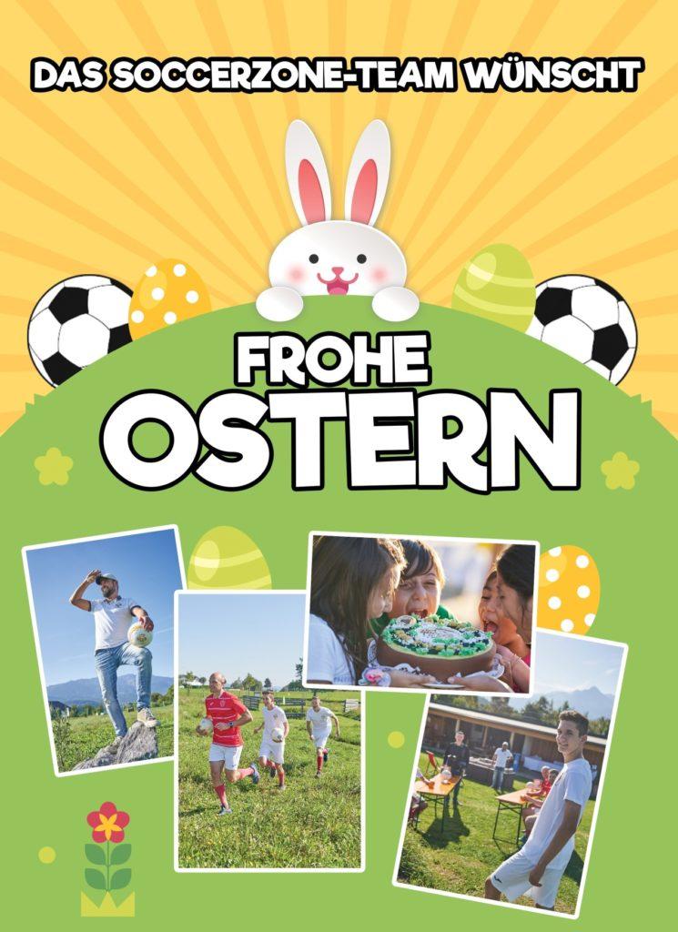 Frohe Ostern Soccerzone Villach
