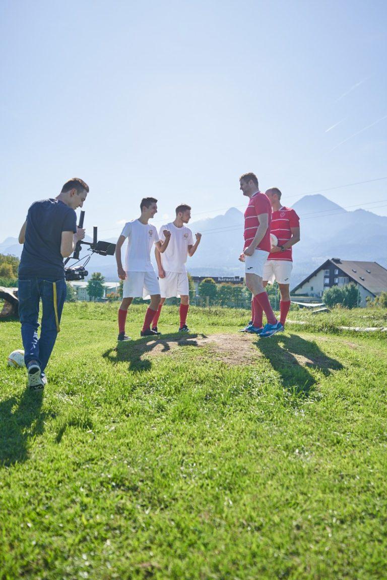 Imagevideo Produktion Soccerzone Villach