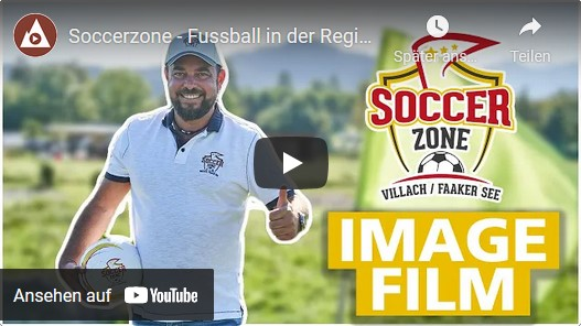 Video Marketing nextlevelmedia.at Werbeagentur Kärnten Soccerzone Fussballgolf Villach