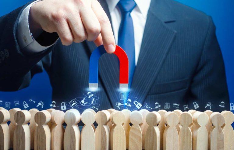 Wie wird das Data Driven Marketing eingesetzt? Schritt 1 Daten sammeln